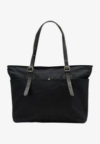 DreiMaster - DREIMASTER SHOPPER - Shopping bag - schwarz schwarz - 1