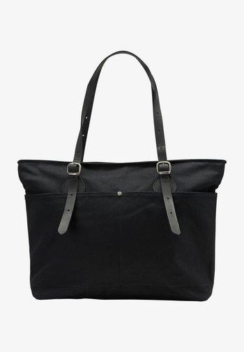 DREIMASTER SHOPPER - Shopping bag - schwarz schwarz