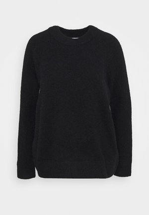 NOR LONG - Sweter - black