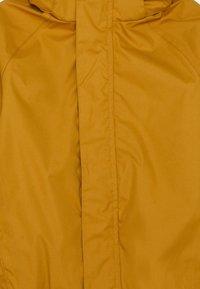 Molo - WAITON - Waterproof jacket - honey - 3