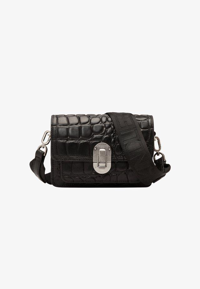 JOAN - Across body bag - black