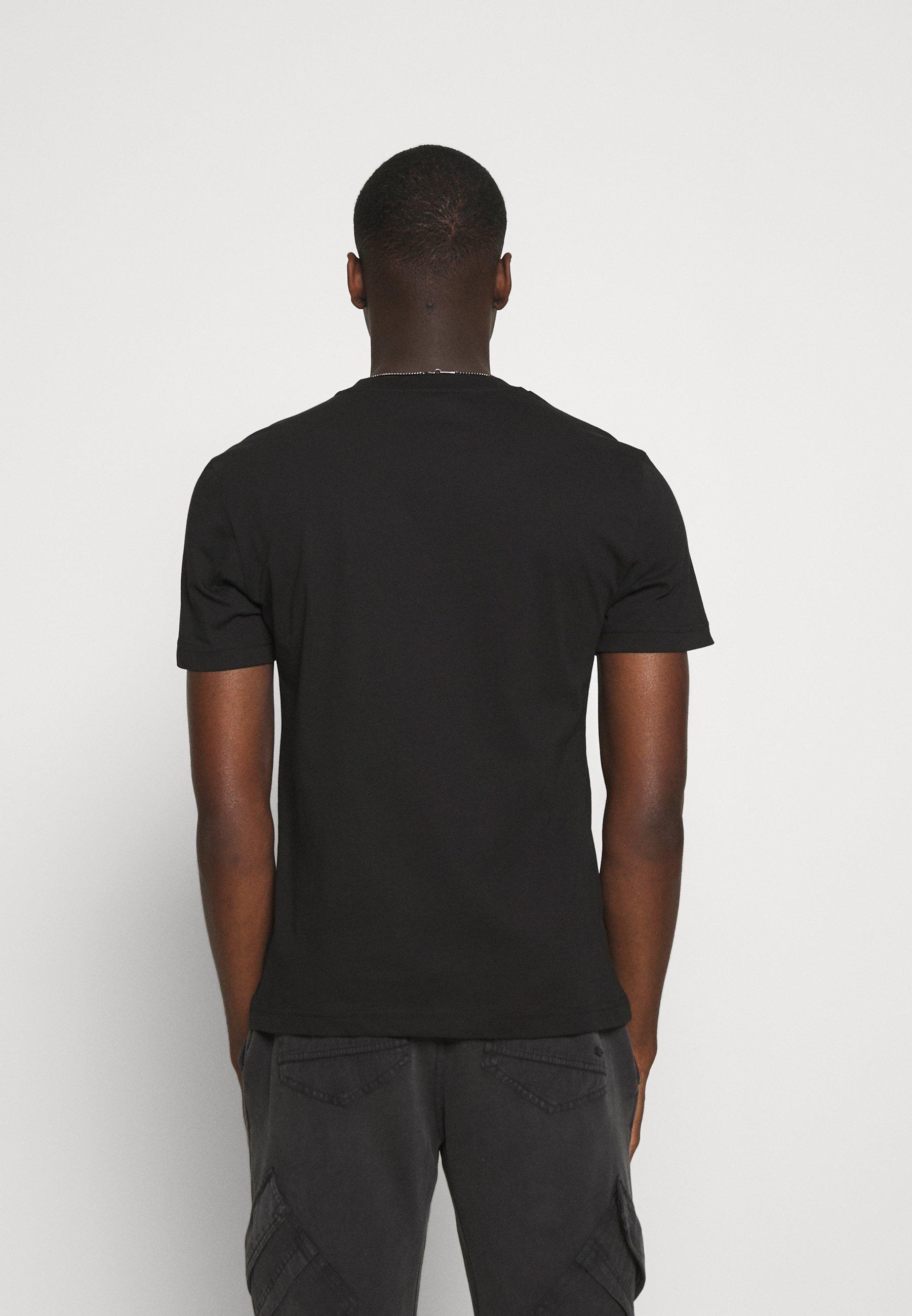 Homme CENTER LOGO 2 PACK - T-shirt basique