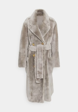 LUXURY COAT - Abrigo - dove