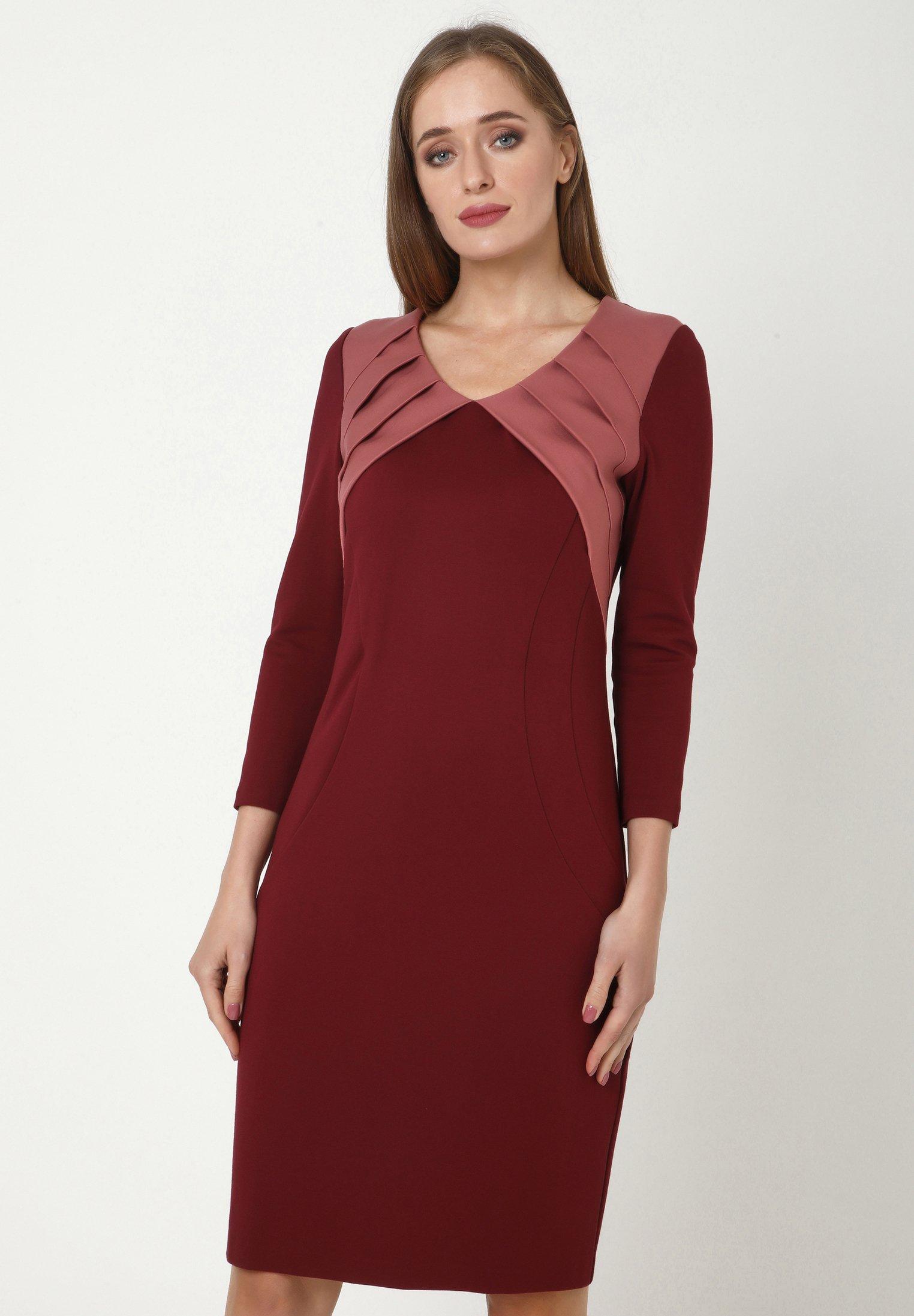 Donna AMRITA - Vestito di maglina