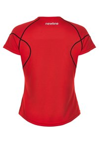 Newline - CORE COOLSKIN TEE - Sports shirt - red - 1