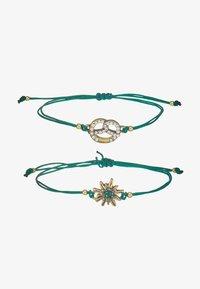 Alpenflüstern - BREZE SET - Armband - grün - 3