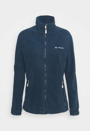 WOMENS ROSEMOOR JACKET - Fleece jacket - steelblue