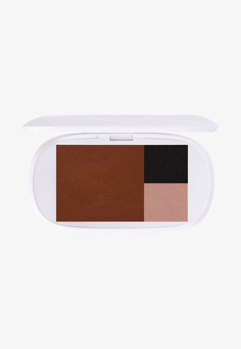 Irise Paris - MOOD BOX MAKE UP PALLET - Face palette - swimming pool dark