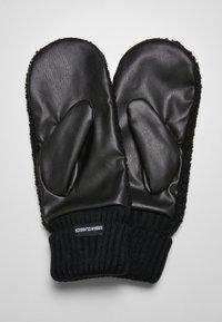 Urban Classics - Rękawiczki z jednym palcem - black - 2