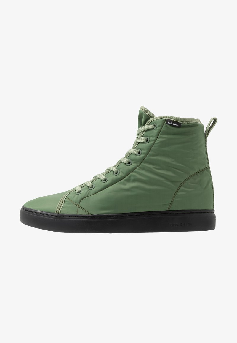 PS Paul Smith - DREYFUSS - Sneakersy wysokie - greyish green
