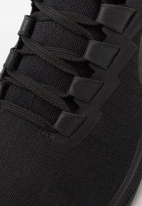 Nike Performance - AIR ZOOM PEGASUS 37 - Obuwie do biegania treningowe - black/dark smoke grey - 5
