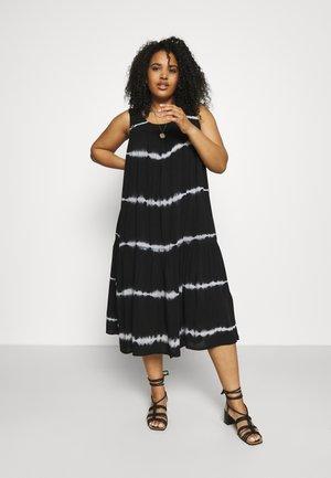 MLIBA MIDI DRESS - Day dress - black