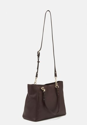 TOTE L - Handbag - prugna