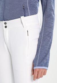 Columbia - ROFFE RIDGE - Snow pants - white - 3