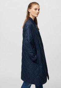 Marc O'Polo DENIM - MIT WASSERABWEISENDER OBERFLÄCHE - Winter coat - scandinavian blue - 3