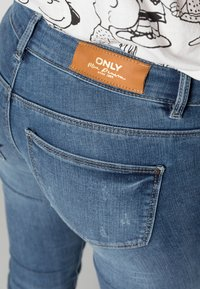 ONLY - ONLCORAL  - Jeans Skinny Fit - medium blue denim - 4