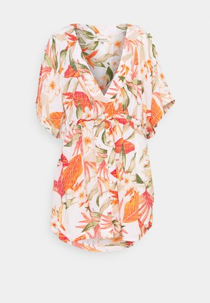 NORTH SHORE KIMONO - Beach accessory - light pink