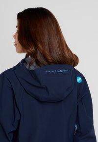 PYUA - GORGE - Ski jacket - navy blue - 3