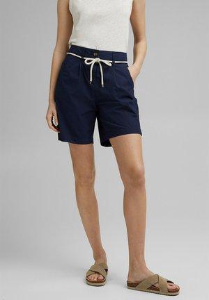 FASHION - Shorts - navy