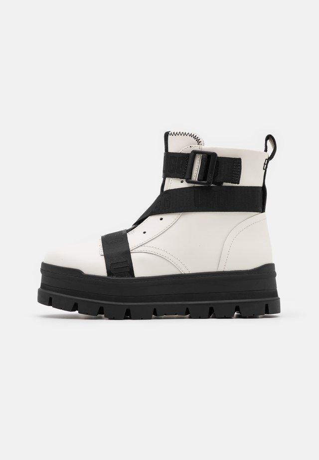 SID - Platform ankle boots - jasmine