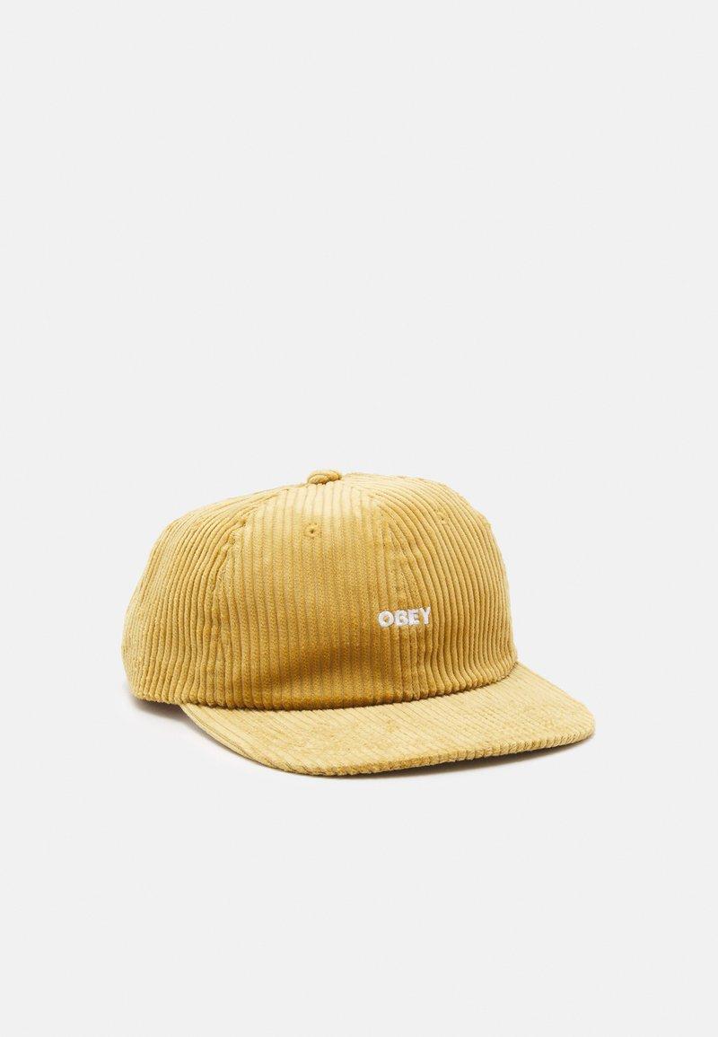 Obey Clothing - BOLD STRAPBACK UNISEX - Cap - khaki