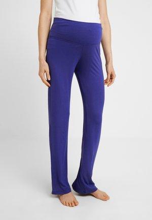 SERENITY PANTS - Pantaloni del pigiama - marine