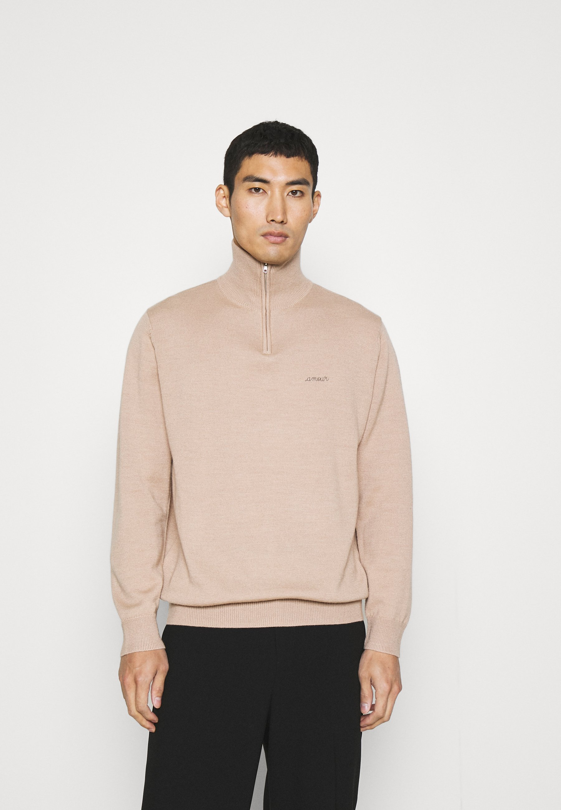 Homme SWEATER DELEPINE AMOUR - Pullover