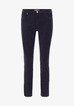 SLIM CROP 1.0 - Slim fit jeans - open blue