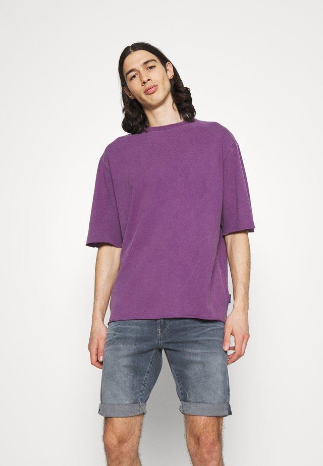 UNISEX - T-shirt - bas - purple