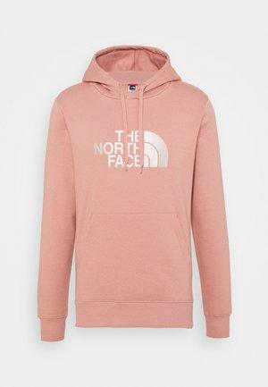 DREW PEAK HOODIE - Bluza z kapturem - pink