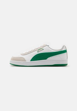 COURT LEGEND UNISEX - Zapatillas - white/green/gray violet