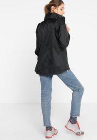 Regatta - CORINNE IV - Waterproof jacket - black - 4