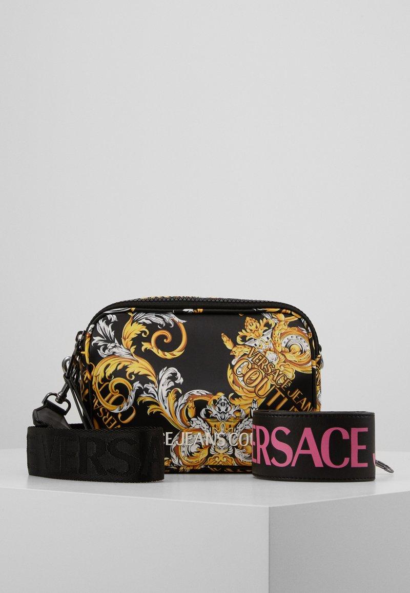 Versace Jeans Couture - CAMERA BAG  - Torba na ramię - multi-coloured