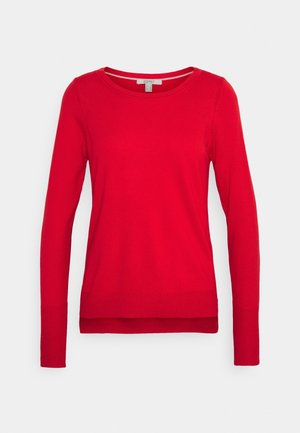 SWEATERS CREW-NECK - Jumper - red