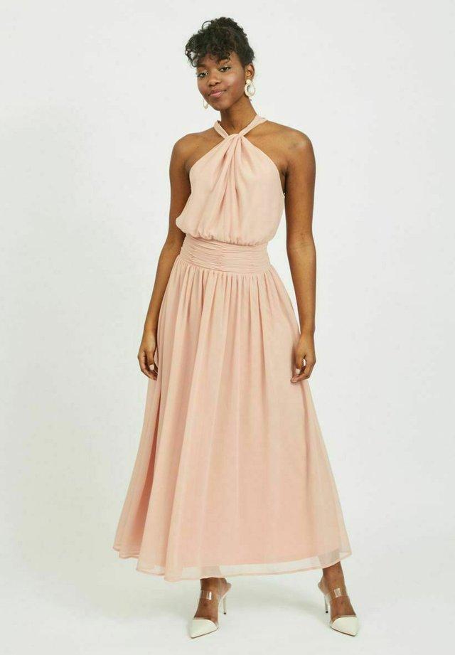 Suknia balowa - misty rose
