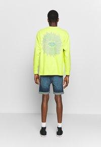 D-STRUCT - ARLES  - Denim shorts - blue - 2