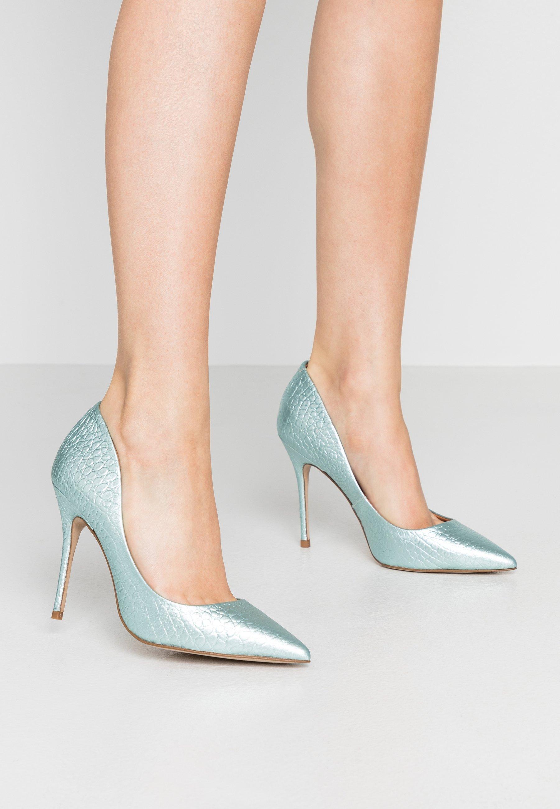 L'INTERVALLE TEEVA - Escarpins à talons hauts - yango lajara - Chaussures à talons femme Limité