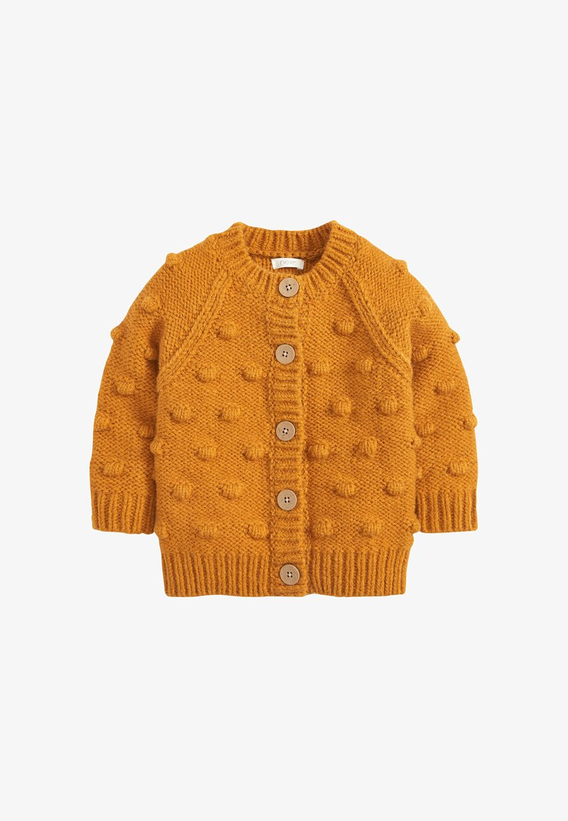 Next - CHUNKY BOBBLE - Vest - yellow