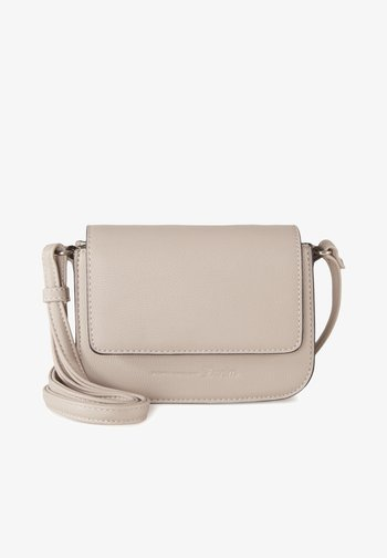 Across body bag - mid grey