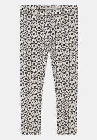 Marimekko - LAIRI PIKKUINEN UNIKKO - Leggings - Trousers - black/off white - 0
