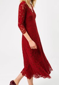 IVY & OAK - Vestito elegante - red - 2