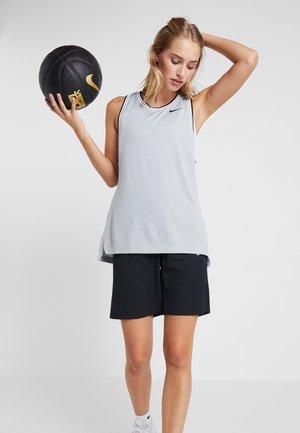 Sports shirt - pure platinum/black