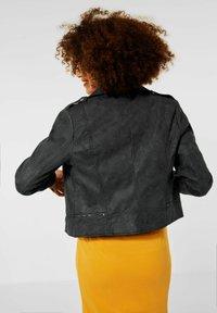 Street One - Short coat - carbon grey - 2