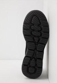 Skechers Performance - GO WALK 5  QUALIFY - Chaussures d'entraînement et de fitness - black - 4