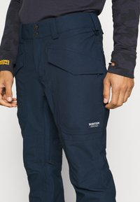 Burton - SOUTHSIDE - Pantaloni da neve - dress blue - 4