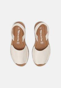 Tamaris - Sandals - white - 4