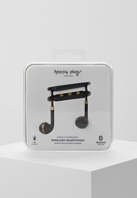 Happy Plugs - WIRELESS II - Headphones - black/gold-coloured - 2