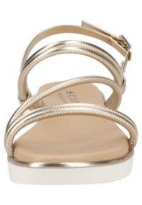 Scapa - Sandals - platinum - 6