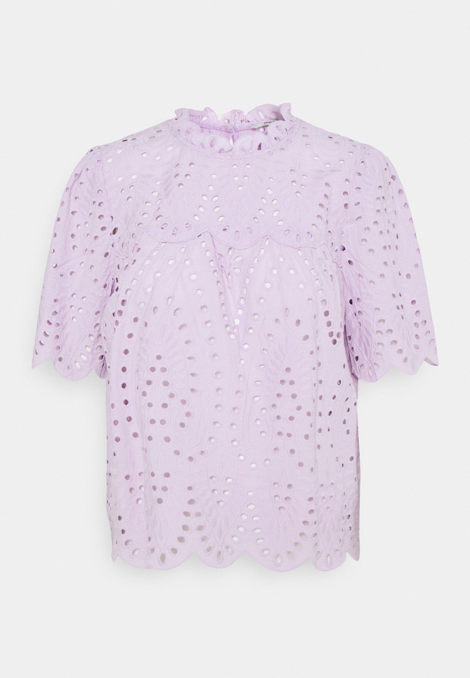 Women ONLNYLA LIFE ANGLAISE - Print T-shirt