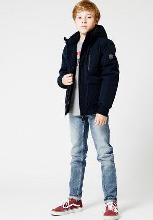 Winter jacket - deep blue